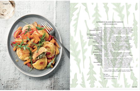 Časopis Apetit veggie! 2/2019 Lahodné dýně