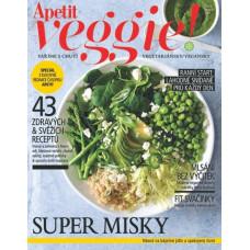Časopis Apetit Veggie! 1/2019 Super misky